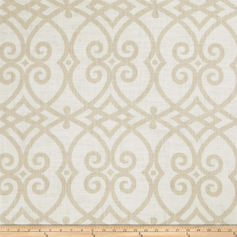 Jaclyn Smith 02616 Linen Cashew