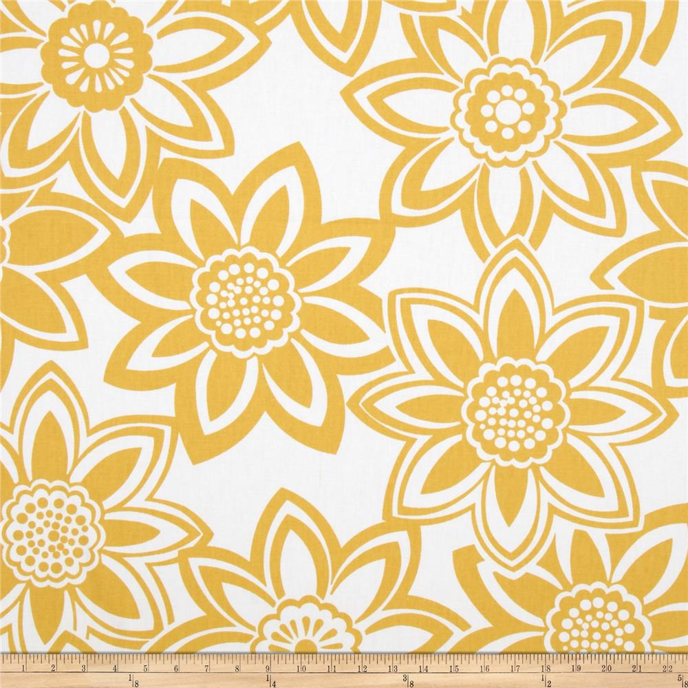 Golding Full Bloom Maize Yellow