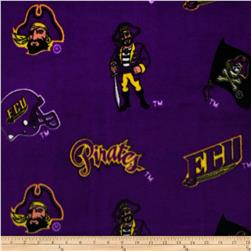 Collegiate Fleece East Carolina University