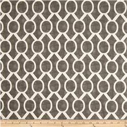 Premier Prints Sydney Macon Steel Fabric