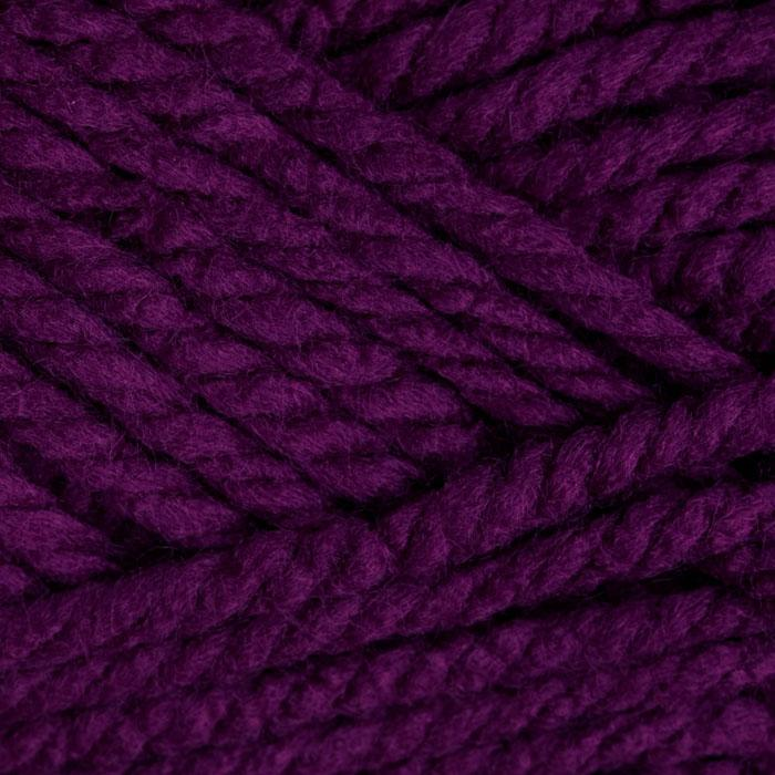 Bernat Softee Chunky Yarn (28334) Royal Purple
