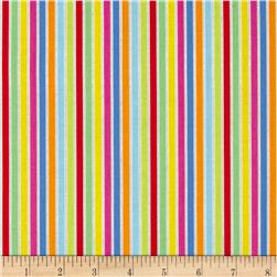 Alphabet Soup Stripe Multi