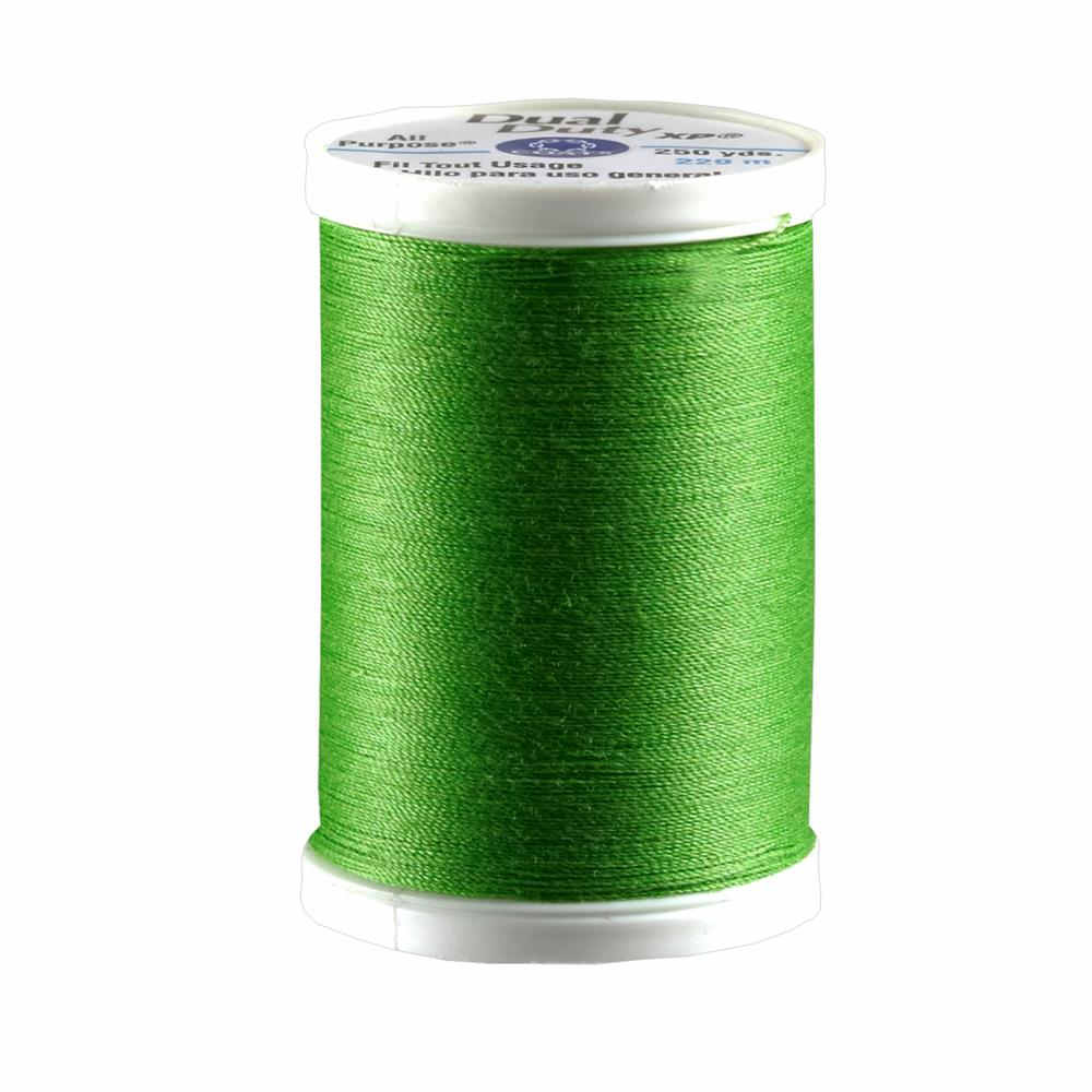 Coats & Clark Dual Duty XP 250yd Bright Green