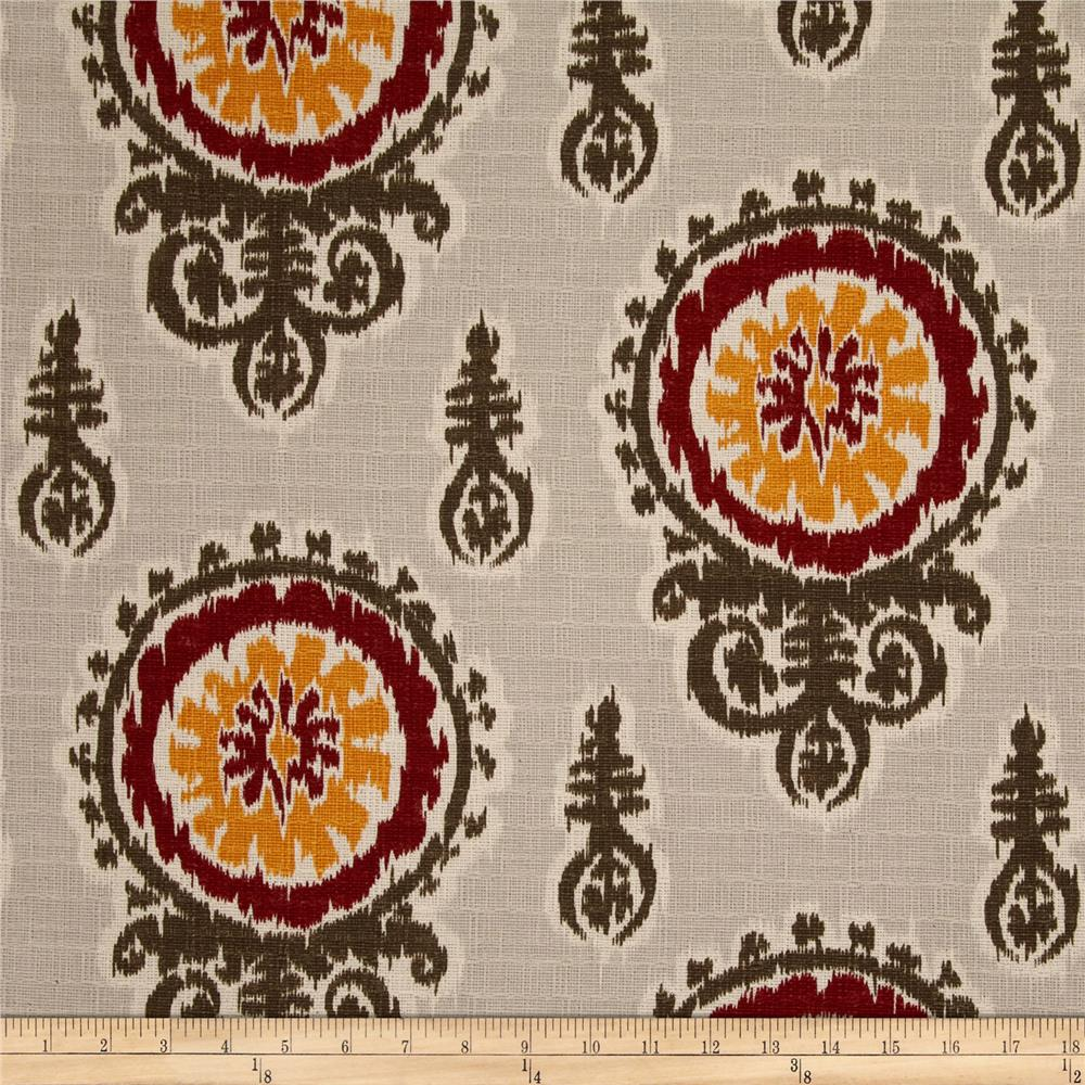 Premier Prints Michelle Natchez Red/Birch