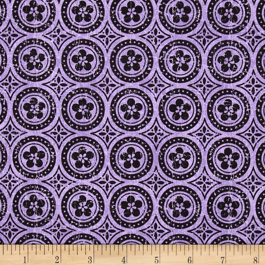 Adventures Circles Purple