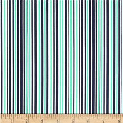 Michaell Miller Slender Stripe Sprout Fabric