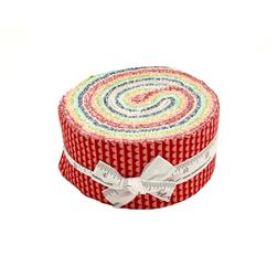 "Moda Bonnie & Camille Basics 2.5"" Jelly Roll"