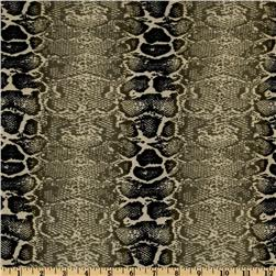 Kaufman Laguna Stretch Jersey Knit Reptile Cactus Fabric