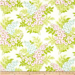 Heather Bailey Nicey Jane Picnic Bouquet Cream