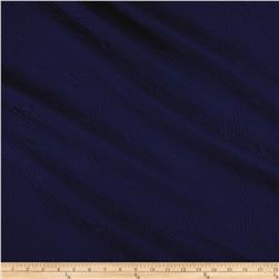 Quilted Triangle Knit Royal
