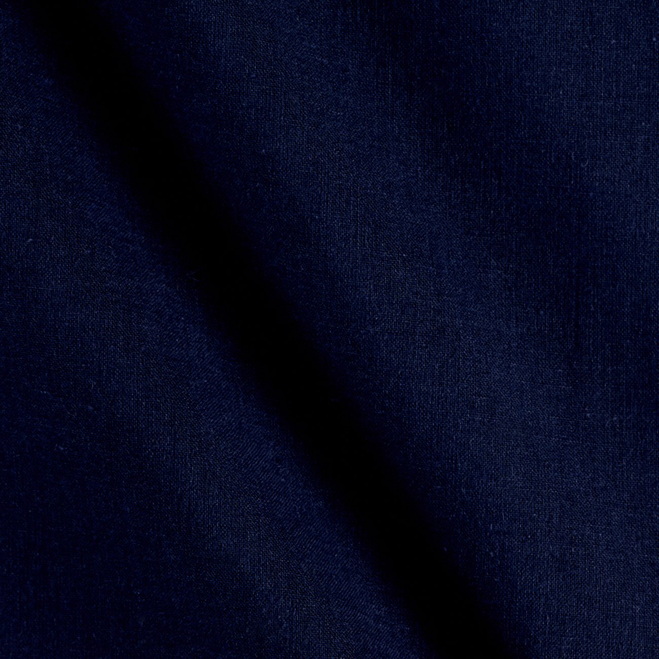 Cotton Lawn Navy Fabric by Stardom Specialty in USA