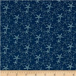 Dear Stella Life Aquatic Starfish Navy