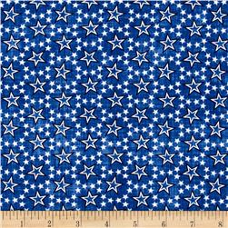 American Anthem Star Circles Blue