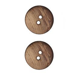 Wood Button 1