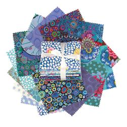 Kaffe Fassett Fat Quarter Bundle Blue