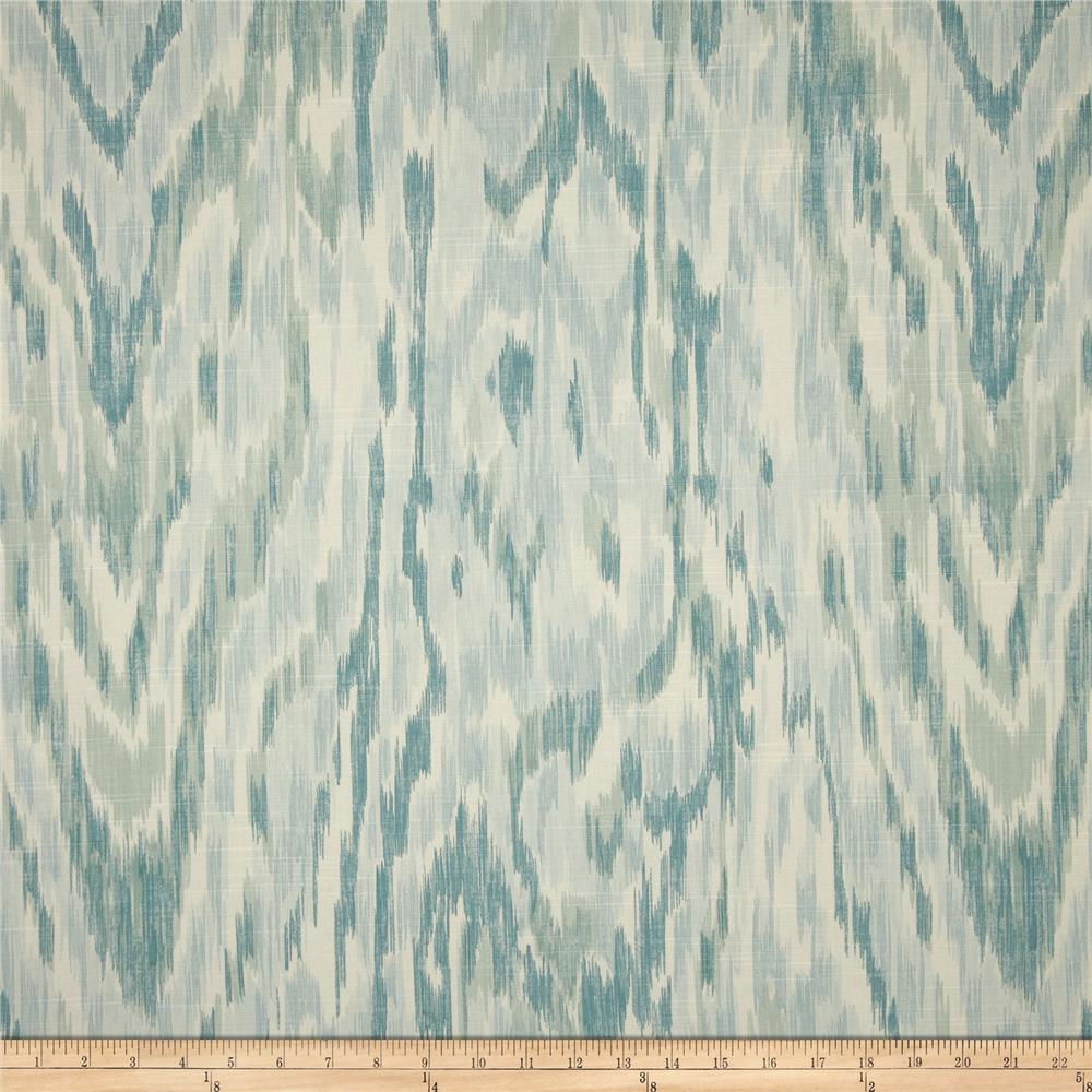 Home Accents Khartoum Slub Smokey Aqua