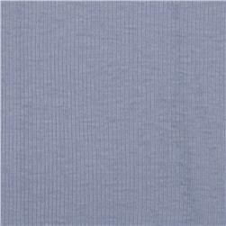 Cotton Rib Knit Lavender