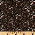 Summit Flower Vine Brown