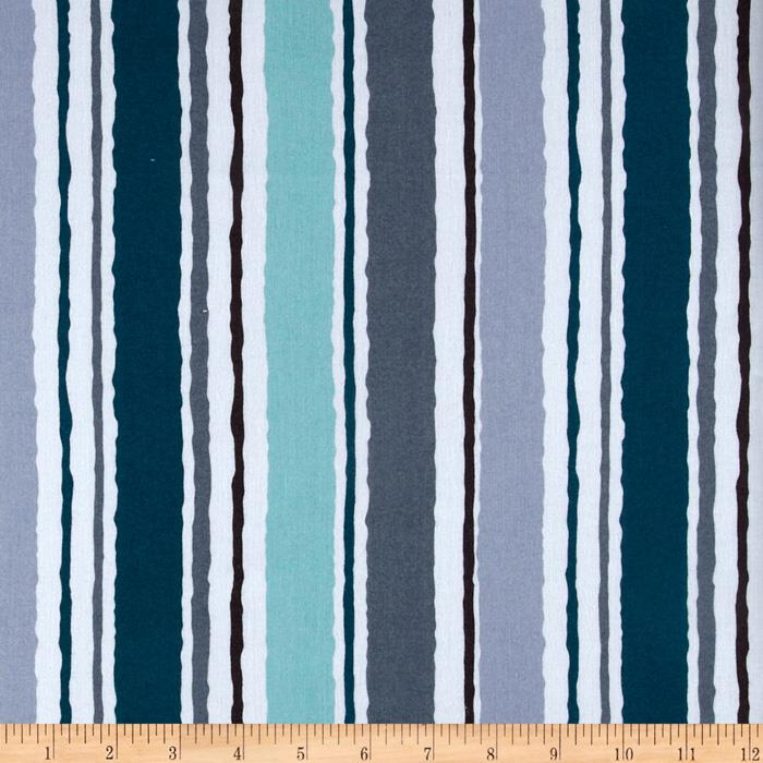 High Tide Stripe Blue/Multi