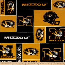 Collegiate Fleece University of Missouri Blocks