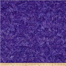 Wilmington Batiks Mini Paisley Purple