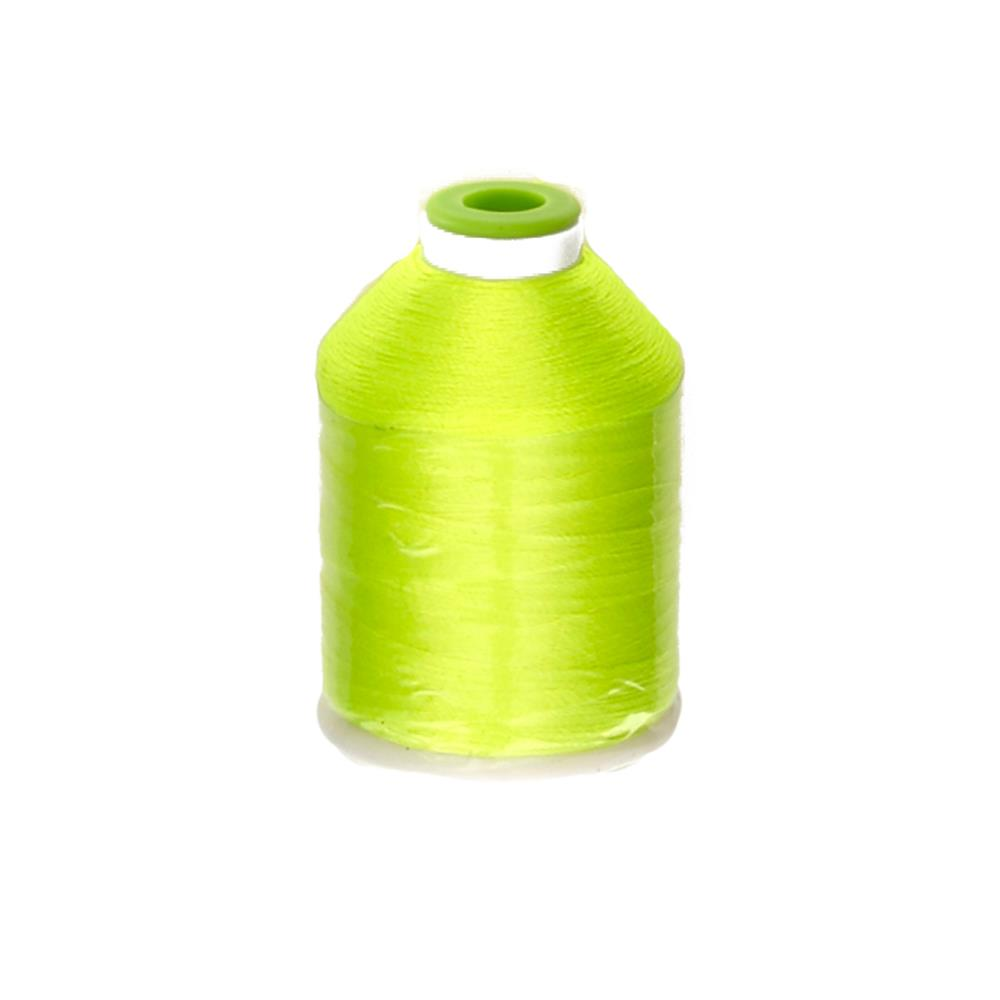 Coats & Clark Trilobal Embroidery Thread 1100 YD Neon Yellow