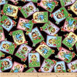 Mary's Fairies Fairy Patch Toss Black