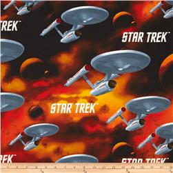 Star Trek Space Red
