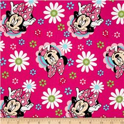 Disney Minnie Mouse Minnie Head Toss Pink