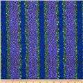 Barcelona Mosaic Stripes Blue/Purple