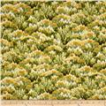 Mountain Elk Brush Green