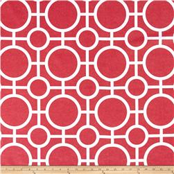 Machine Washable Polyjack Red