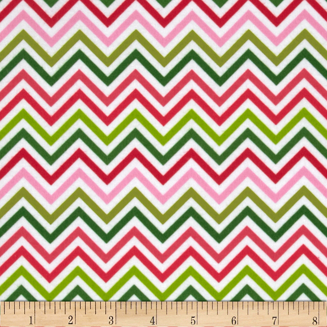Remix Flannel Chevron Cabana Fabric