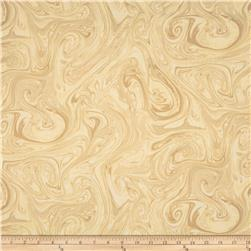 Michael Miller Marble Parchment Fabric