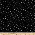 Moda Merry Scriptmas Snow Flurries Blackboard