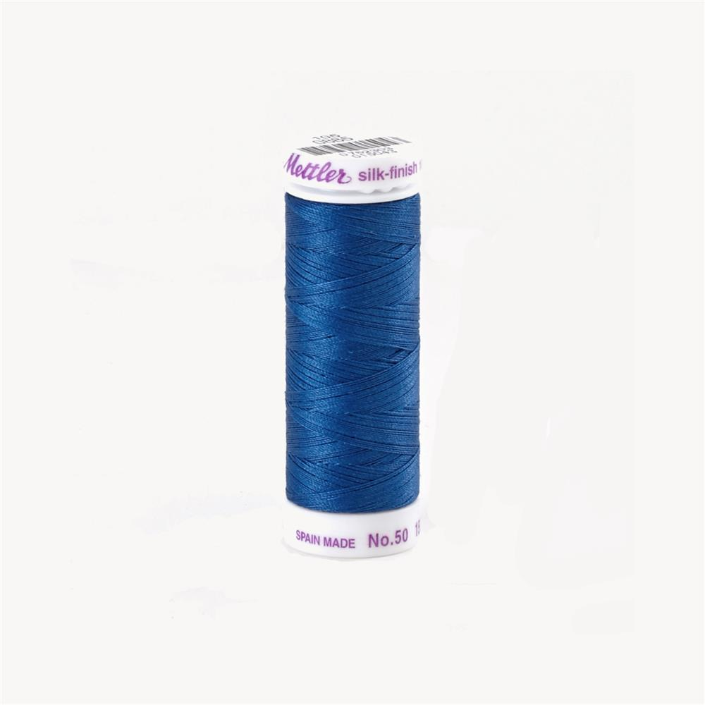 Mettler Cotton All Purpose Thread Tufts Blue