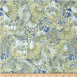 Shimmer Mist Metallic Butterfly Wings Spa Fabric