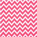 Remix Chevron Bright Pink