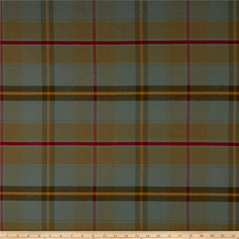 Ralph Lauren Home Colter Falls Plaid Flannel Ancient Tartan