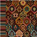 Left Bank Kilim Large Dark Multi
