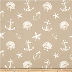 Largo Acrylic Indoor/Outdoor Anchor Oatmeal Fabric