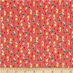 Penny Rose Hope Chest Hope Squares Red Fabric