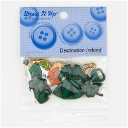Dress It Up Embellishment Buttons  Ireland