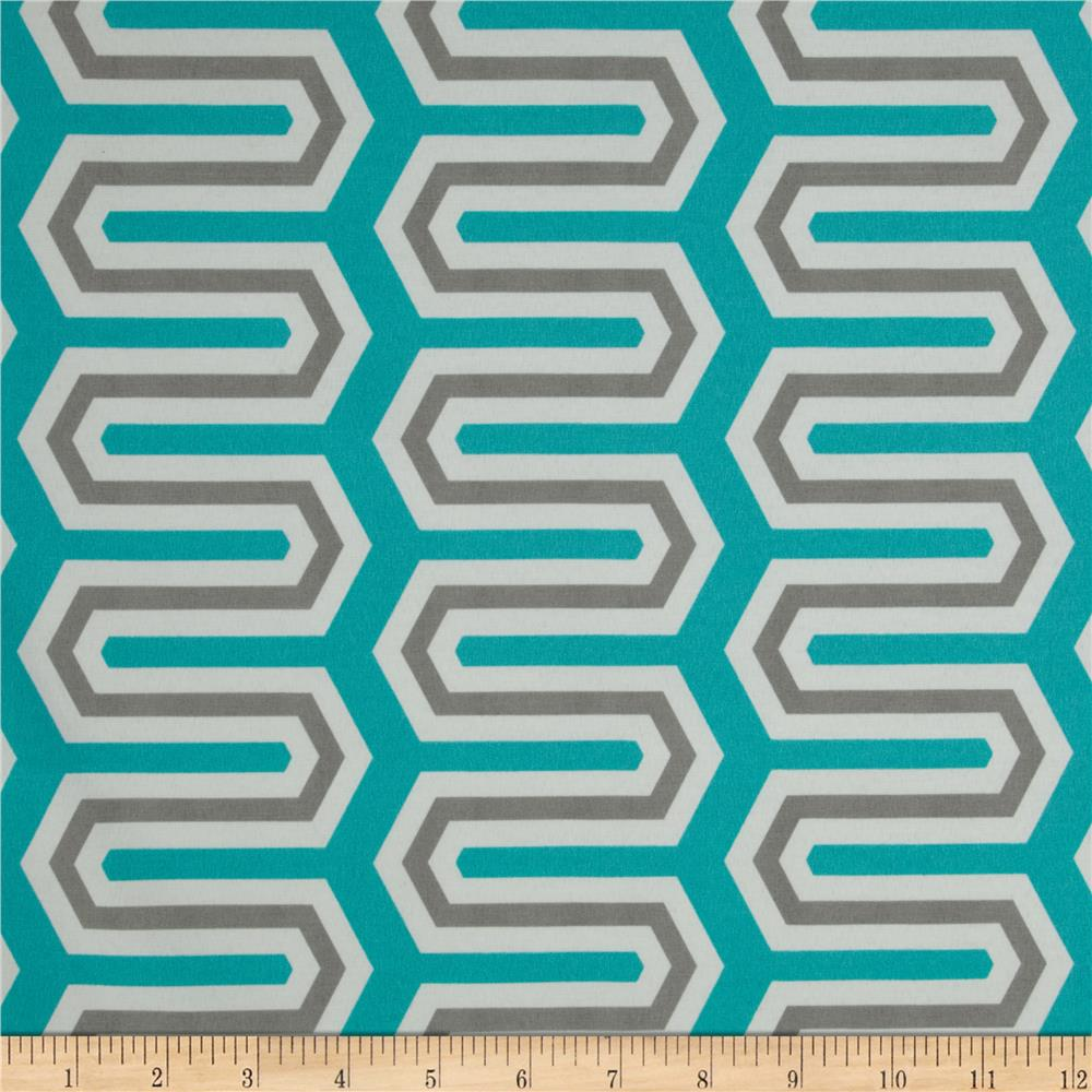 Premier Prints Indoor/Outdoor Cadee Ocean