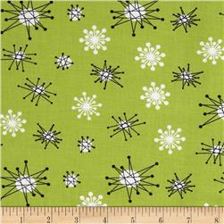 Michael Miller Star Jacks Kryptonite Fabric