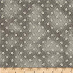 A Walk In The Park Mini Floral Swirl Grey