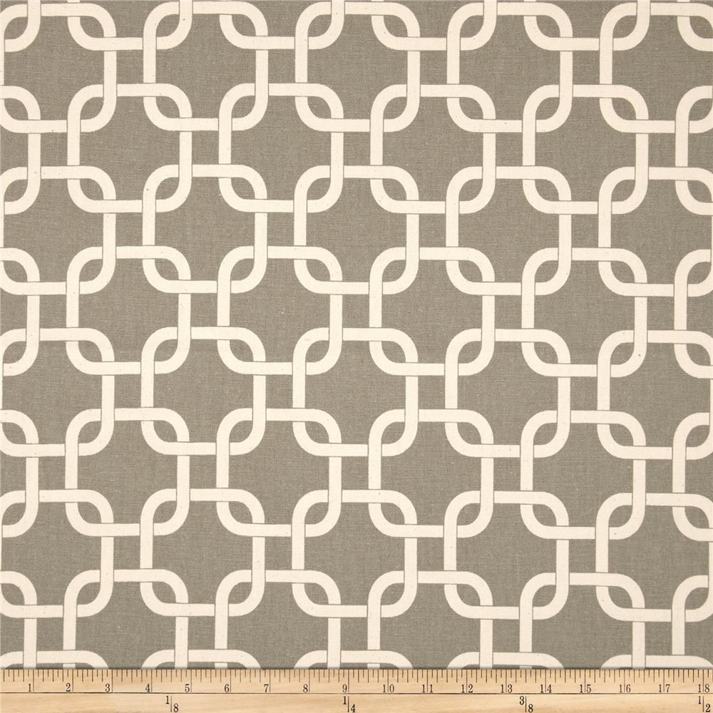 Premier Prints Gotcha Summerland Grey - Discount Designer Fabric ...