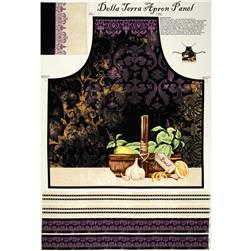 Della Terra Apron Panel Multi Fabric