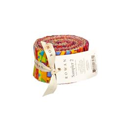 Kaffe Fassett Sampler 2- 2 1/2'' Design Roll