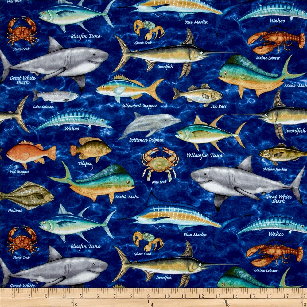 Ocean Oasis Mixed Fish Marine